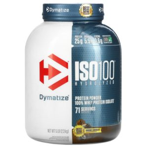 Dymatize Nutrition, ISO100, 100% סקירה