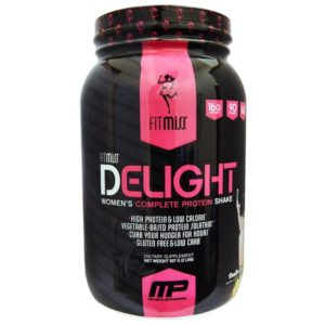 FitMiss, Delight, Women's Complete Protein Shake סקירה