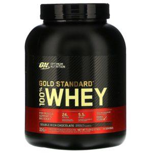 Optimum Nutrition, Gold Standard 100% Whey, מי גבינה,