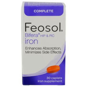 Feosol Bifera Iron Caplets